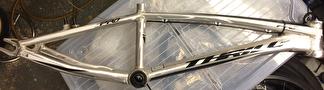 BMX-ram THRILL PRO XL 2015 BEGAGNAD