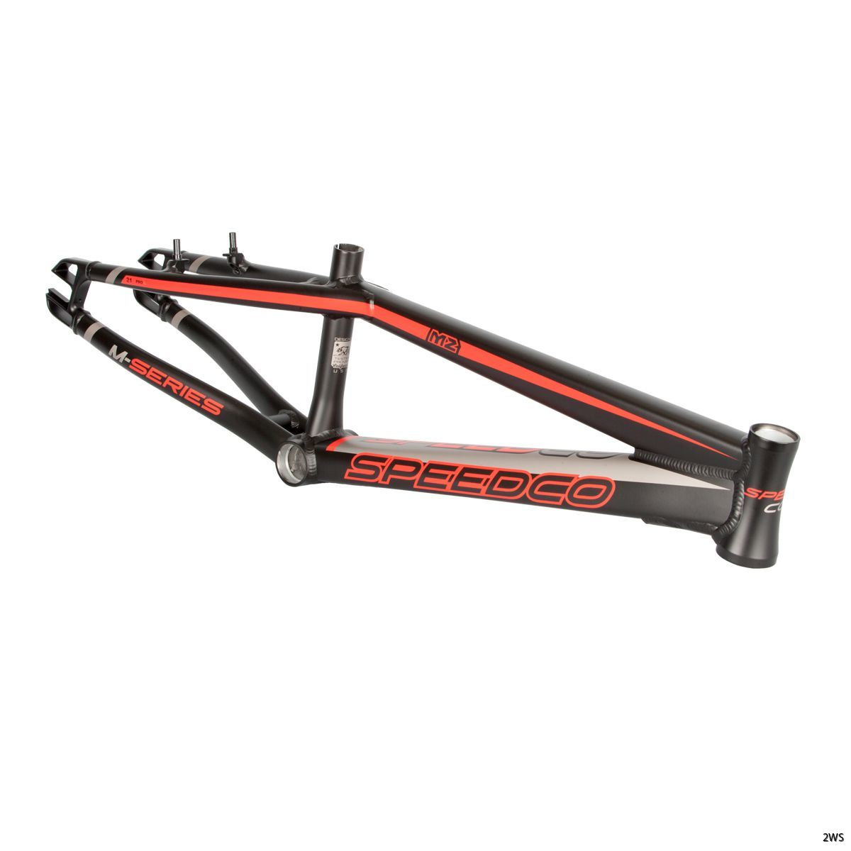 speedco-m2-frame-black-red
