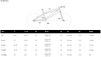 BMX-RACE ram SPEEDCO M2 Svart/Röd