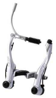 Bakbroms V Shimano MX70 DXR silver -