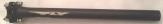 Sadelstolpe FLY Aluminium 26,8 mm BEGAGNAD
