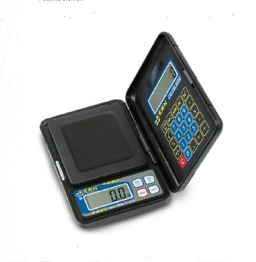 KERN CM/CM-C Pocketvåg - CM 60-2N 60g/0,01g