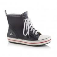 Viking Kicks Dark Navy/White - Gummikänga i sneakermodell