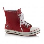 Viking Kicks Red - Gummikänga i sneakermodell