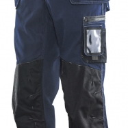 Jobman Hantverksbyxa Core Marin/svart