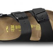 Birkenstock classic Milano svart smal