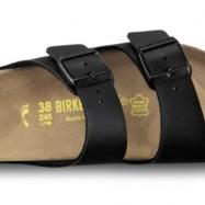 Birkenstock Arizona smal sv B-F Sandal