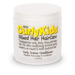 Curly Kids Creme Conditioner - Curly Kids Creme conditioner