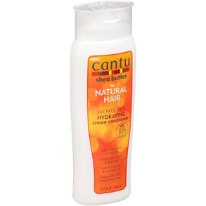 Cantu Creme Conditioner Rinse out for Natural - Cantu Hydrating cream conditioner