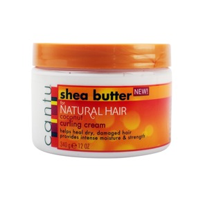 Cantu Shea Butter Coconut Curling Cream - Cantu Shea Butter Coconut Curling Cream