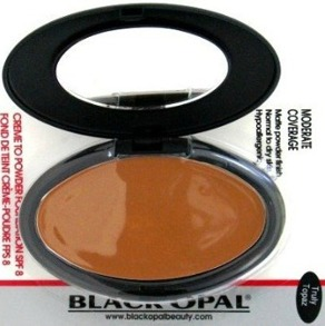 Black Opal Creme Powder Foundation Trouly Topaz - Black Opal Creme Powder Foundation Trouly Topaz