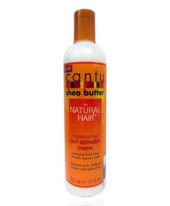 Cantu Shea Butter For Natural Hair Curl Activator Cream - Cantu moisturizing curl activator cream 5