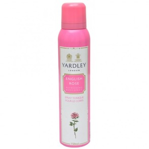 Yardley English Rose Body Spray - Yardley English Rose Body Spray