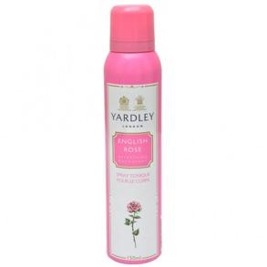 Yardley English Rose Body Spray - Yardley English Rose Body Spray