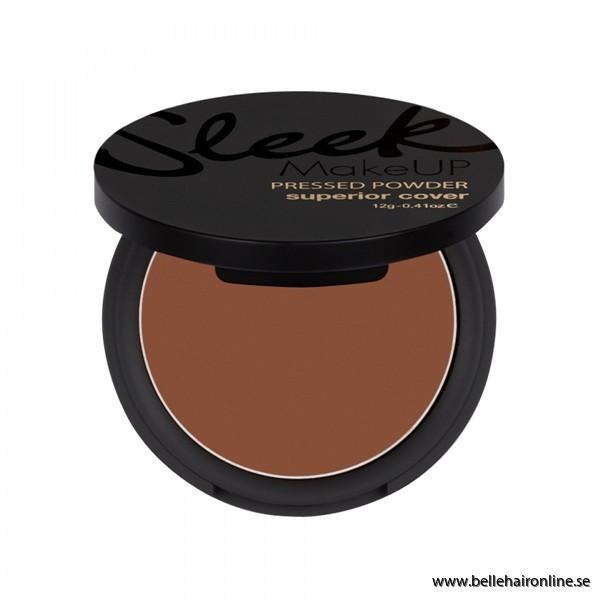 sleek powder cover super tan