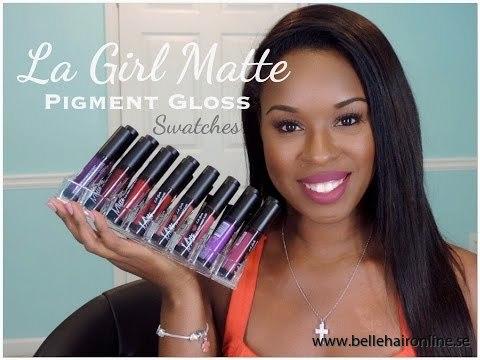 la girl colour on dark skin