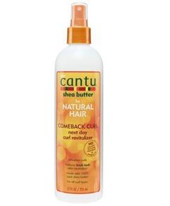 Cantu comeback Curl Next day Curl Revitalizer - Cantu comeback Curl Next day Curl Revitalizer