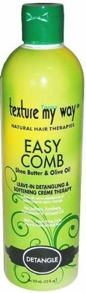 Easy Comb Texture my way leave in conditioner - Texture My Way Easy Comb