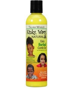 Taliah Waajid Kinky Wavy Easy Herbal Comb Out with Green Tea and Sage Formula - Taliah Waajid Kinky Wavy Easy Herbal Comb Out with Green Tea and Sage Formula