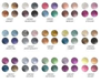 L.A. Colors Baked Eyeshadow Asteroid