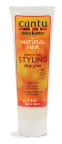 Cantu Natural Hair Extreme Hold Styling Glue - Cantu Natural Hair Extreme Hold Styling Glue