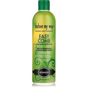 Africas Best Texture my way leave in conditioner - Texture My Way Easy Comb