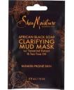 African Black Soap Rengörings ler Mask