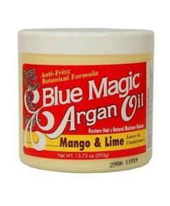 Argan Oil With Mango And Lime - Blue Magic Argan Oil With Mango And Lime