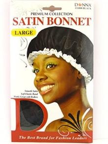 Premium Collection Satin Bonnet - Premium Collection Satin Bonnet