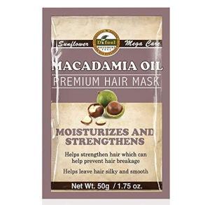 Macadamia Oil Premium Hair Mask - Macadamia Oil Premium Hair Mask