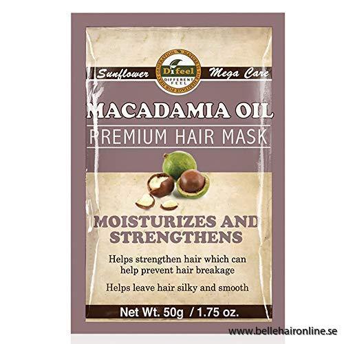 macadamia mask