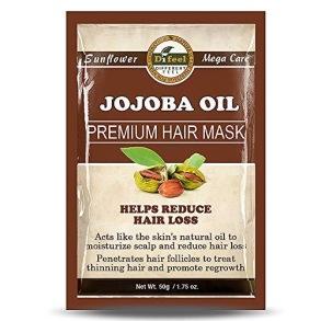 Jojoba Oil Premium Hair Mask - Jojoba Oil Premium Hair Mask
