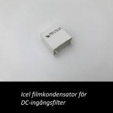 Filmkondensator DC-ingångsfilter