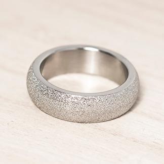 Glittrande ring - 17