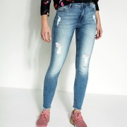 DELLY CROPPED JEANS