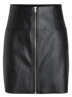 Tecia leather skirt - XS