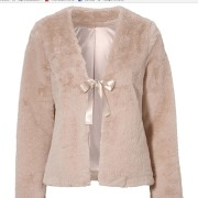 Desiree fur jacket