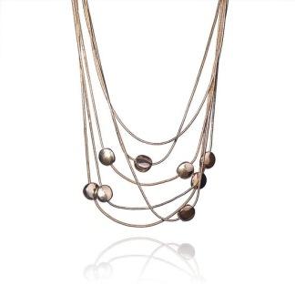 Halsband Medusa - Guld