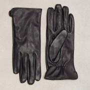 Läder handskar