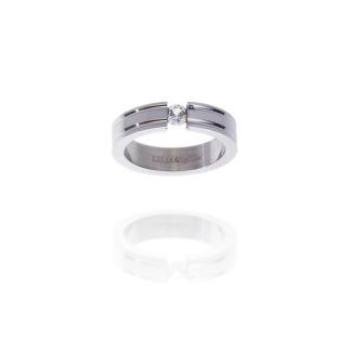Ring Andromeda - Silverfärgad 18