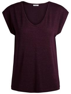 v-ringad t-shirt - Winetasting XS
