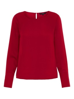 BIRTA TOP - Red S