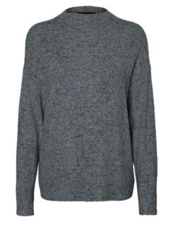 Mai royanna blouse - Mörkgrå S