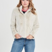 Vida Faux Fur Jacket