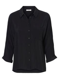 Jules 3/4 shirt - Svart XS
