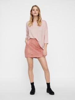 Brianna oversize blouse - Misty rose M