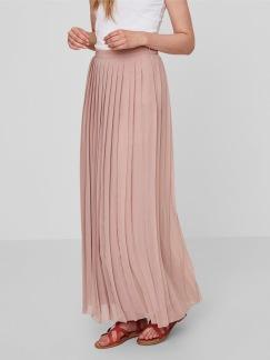 Plisserad kjol - S
