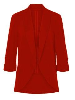 Uma 2/4 blazer - Röd 36