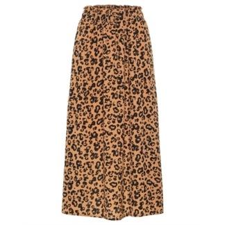 Leopardkjol - XS
