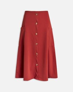 Gin kjol - Rust XS